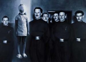 One Man Show, Robert Sandelson Gallery, 2000