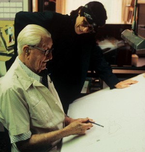 Interview with Carl Barks, Oregon, 1992