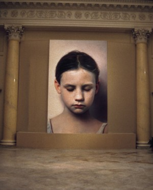 Retrospective at the State Russian Museum, St. Petersburg, 1997