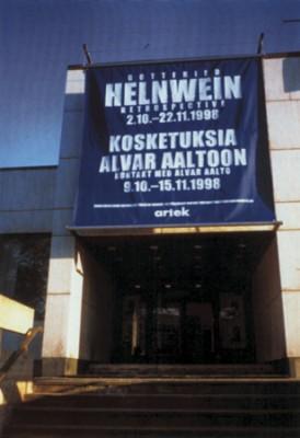 Wäinö Aaltonen Museum of Art, Turku, Finland, 1998