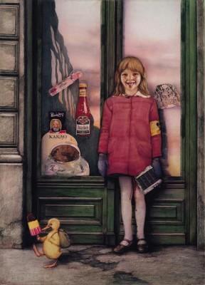 Gottfried Helnwein, about the subject of children in his art.